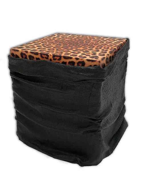 Nº2 Black bag leopard