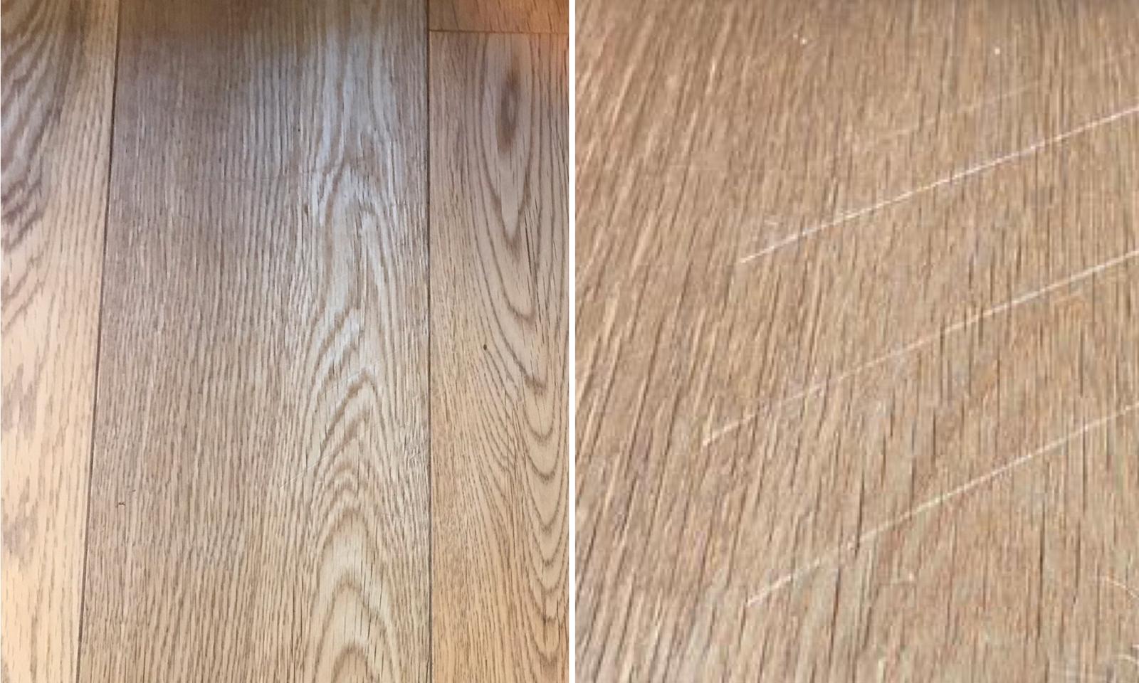 Repair Flooring Scratches