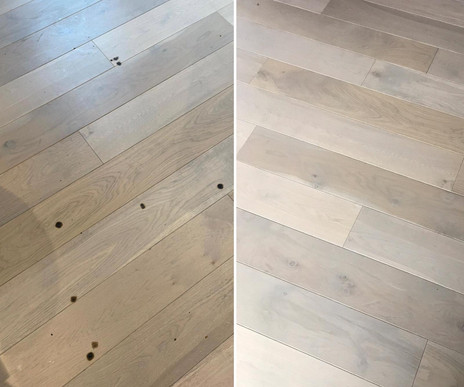 Removing Stains on Flooring