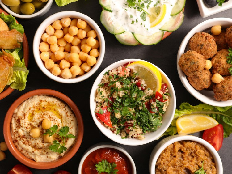 Cuisine libanaise (30/06)