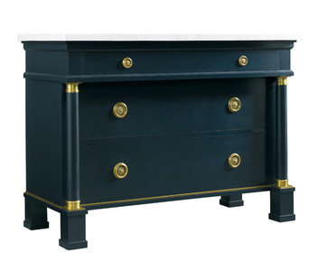 Navy Empire Chest