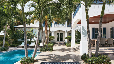 Waterfront Custom Home Delray Beach FL