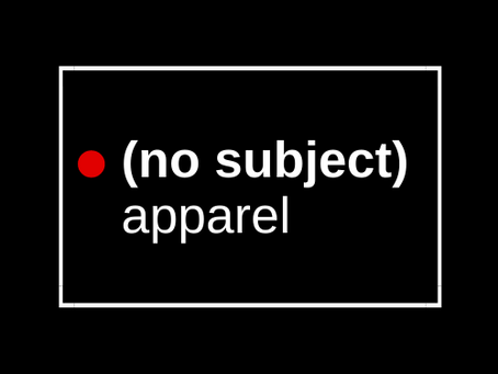 (no subject) apparel Launches Online Store Celebrating Inclusivity