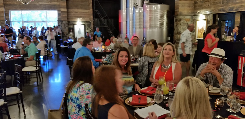 Cape Fear Vineyard and Winery Events and