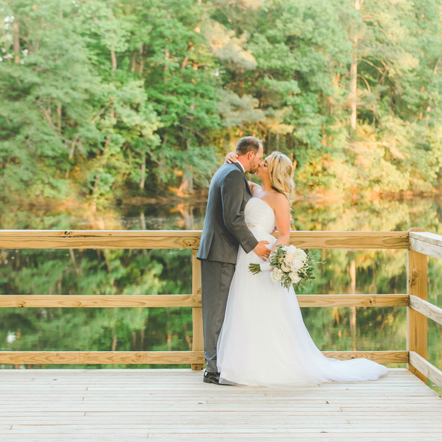 Cape Fear Vineyard and Winery Wedding an