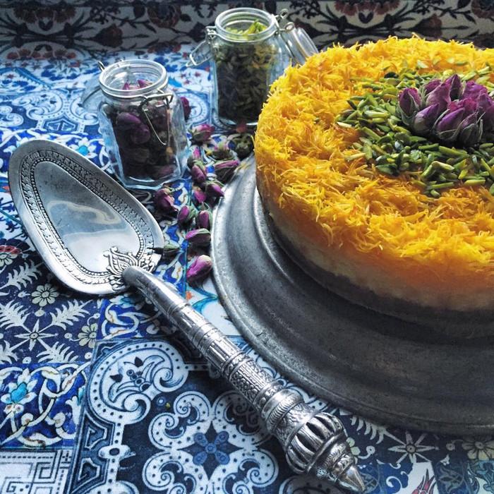 Kunafa Cheesecake Recipe