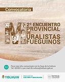 Tolhuin: Convocatoria al 2do encuentro de muralistas fueguinos