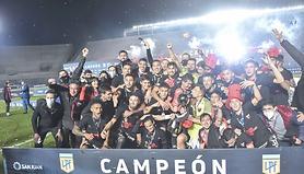 Histórico ! Colon de Santa Fe campeón de la Copa de la Liga Profesional
