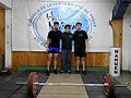 Santa Cruz: Santacruceño clasificó al Sudamericano de Levantamiento Olímpico