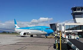 Este viernes 23 Aerolíneas Argentina tiene previsto retomar los vuelos a Comodoro Rivadavia