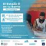 """Santa Cruz: """"El Estado en tu Barrio"""" se hará presente en el Gimnasio Benjamín Verón"""