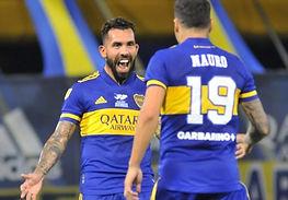Liga Profesional: Boca volvió al triunfo frente a Defensa y Justicia