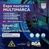Río Grande: Se viene la Expo Nocturna Multimarca al Kartódromo