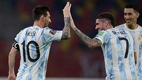 Eliminatorias Mundial de Qatar: Argentina visita en Barranquillas a Colombia