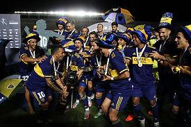 Liga Profesional: Boca Campeón de la Copa Diego Armando Maradona