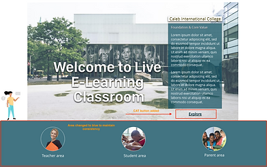 Before Distant learning Website Welcome.