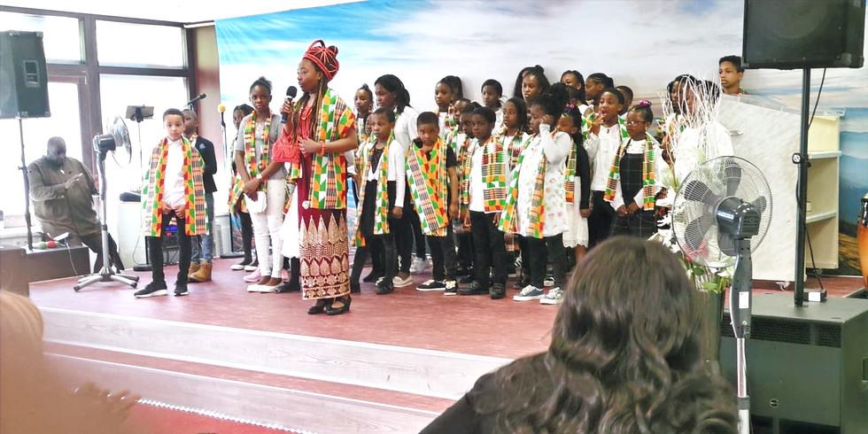 Children's Day 2nd Service 6th 06 2021