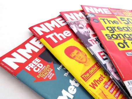 NME: Ο άδοξος θάνατος ενός μουσικού θρύλου