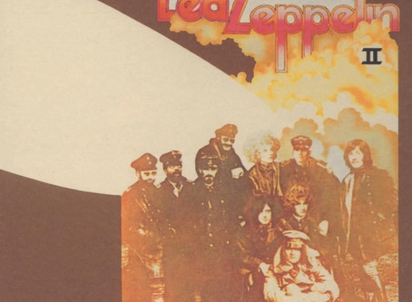 #BestOfTheRest: Led Zeppelin - Led Zeppelin II