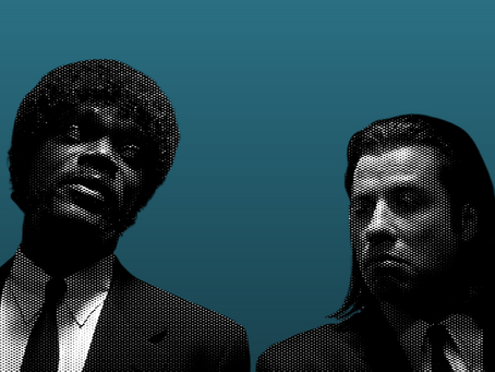 #TurnItUp: Music from the Motion Picture Pulp Fiction