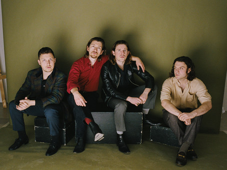 Έχουν αρχίσει να δουλεύουν σε νέο άλμπουμ οι Arctic Monkeys