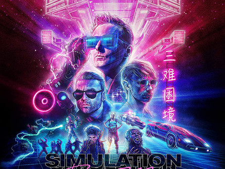 #review: Muse - Simulation Theory