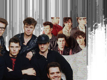#watchlist: INXS - Never Tear Us Apart: The Untold Story Of INXS