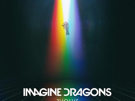 #review: Imagine Dragons - Evolve