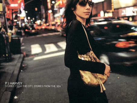 #BestOfTheRest: PJ Harvey - Stories From The City, Stories From The Sea