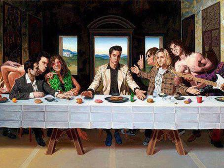 Κι αν το τραπέζι του Πάσχα απαρτιζόταν από τραγουδιστές;