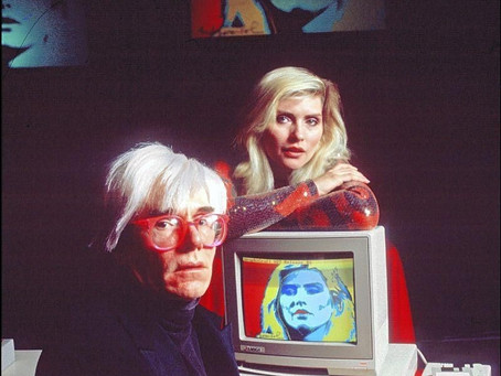 In the future, everyone will be famous for...: Τα 15 λεπτά του ιδιόρρυθμου κύριου Warhol