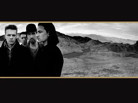 #BestOfTheRest: U2 - The Joshua Tree