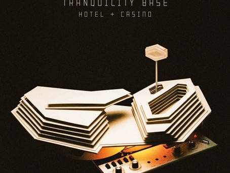#review: Arctic Monkeys - Tranquility Base Hotel & Casino