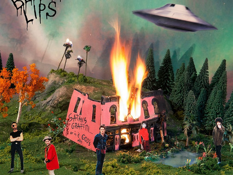 #review: Black Lips - Satan's Graffiti Or God's Art?