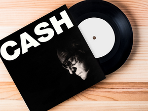#TurnItUp: Johnny Cash - American IV: The Man Comes Around