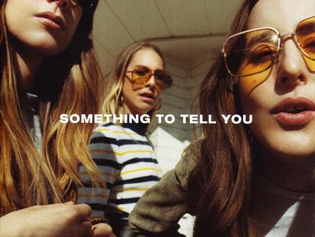 #review: Haim - Something To Tell You