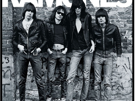#BestOfTheRest: Ramones - Ramones