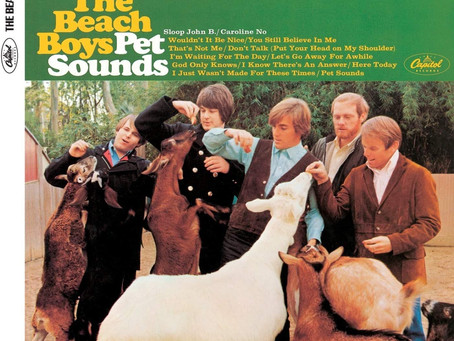#BestOfTheRest: The Beach Boys - Pet Sounds
