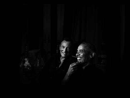 Barack Obama και Bruce Springsteen ενώνουν τις δυνάμεις τους σε νέο podcast