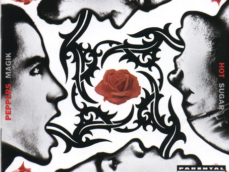 #BestOfTheRest : Red Hot Chili Peppers - Blood Sugar Sex Magik
