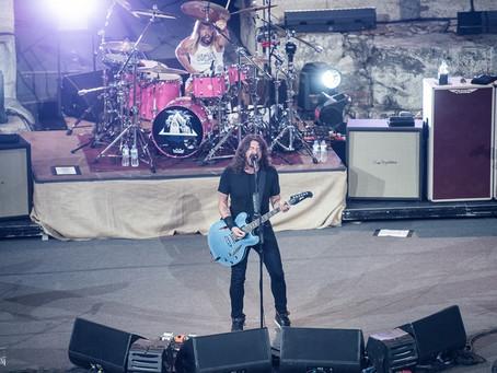 #LiveReport: Foo Fighters @ Odeon Of Herodes Atticus