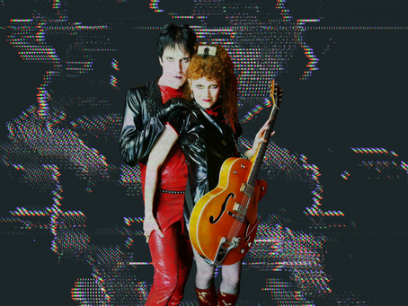 #TurnItUp: The Cramps - Bad Music for Bad People