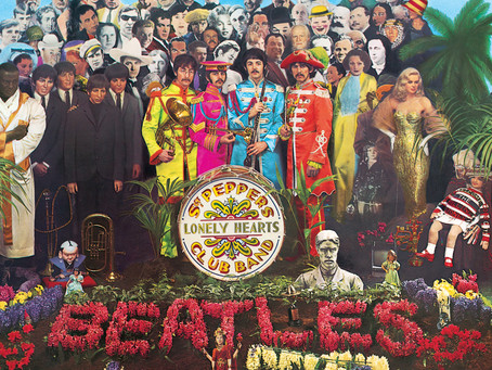#BestOfTheRest: The Beatles – Sgt. Pepper's Lonely Hearts Club Band