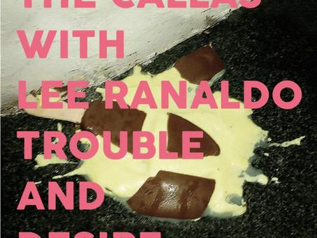 #review: The Callas w/ Lee Ranaldo - Trouble & Desire