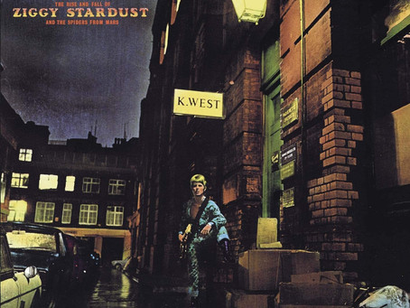 #BestOfTheRest : David Bowie - The Rise and Fall of Ziggy Stardust and the Spiders from Mars
