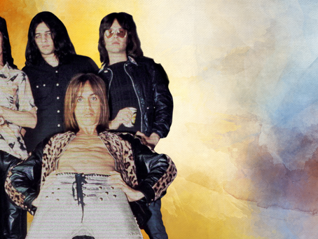 #TurnItUp: The Stooges - Fun House