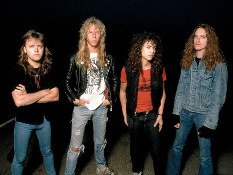 Όταν οι Metallica κυκλοφόρησαν το Master Of Puppets