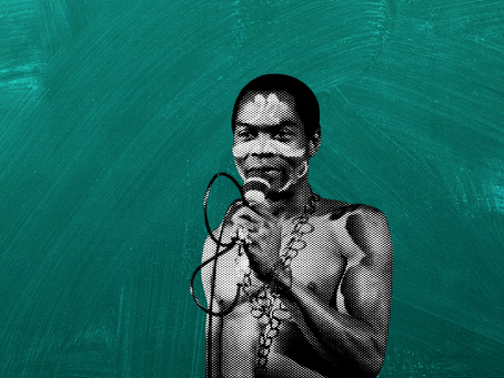 #TurnItUp: Fela Kuti and Afrika '70 - Zombie