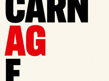 #review: Nick Cave & Warren Ellis - Carnage