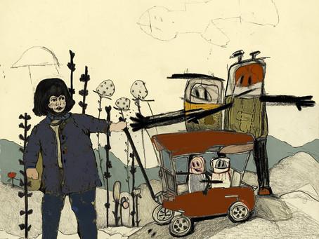 #review: Girlpool - Powerplant